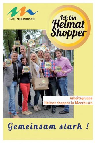"""Meerbusch im """"Heimat shoppen""""-Fieber"""