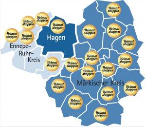 Karte_TN HS in Hagen