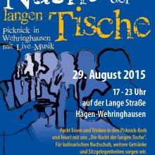 Händler und Gewerbetreibende in Wehringhausen arrangieren Nachbarschaftspicknick!