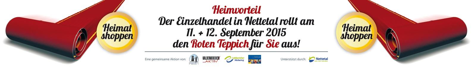Banner Nettetal