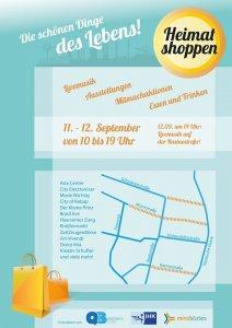 Heimat shoppen in der Duisburger Altstadt