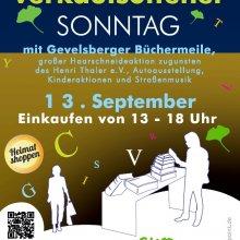 Erlebnishandel mit Heimat-shoppen-Zelt in Gevelsberg