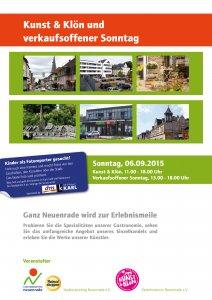 Shoppen, Staunen, Schmecken - Stadtmarketing Neuenrade