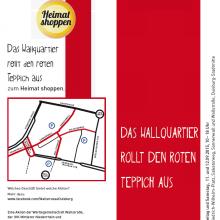 Heimat shoppen in Duisburg: Altstadt und Wallquartier