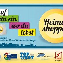 "Fahrendes Werbeschild in Dormagen: erster ""Heimat shoppen""-Bus"