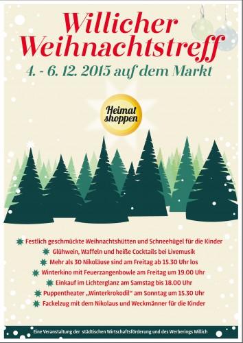 Willicher Weihnachtstreff