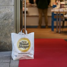 "Video zur Einstimmung aufs ""Heimat shoppen"""