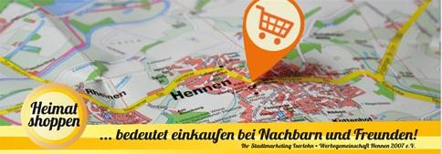 Einkaufen bei Nachbarn und Freunden in Iserlohn