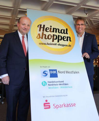 """Heimat shoppen"" stärkt Innenstädte!"