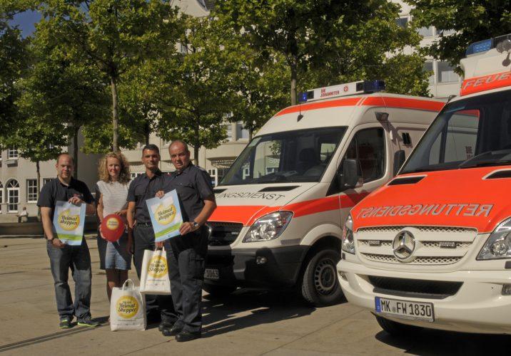 Lüdenscheid startet schon am Sonntag die Aktionstage