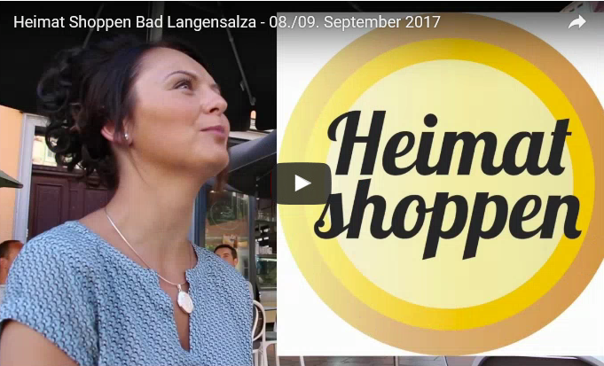 Heimat shoppen in Bad Langensalza
