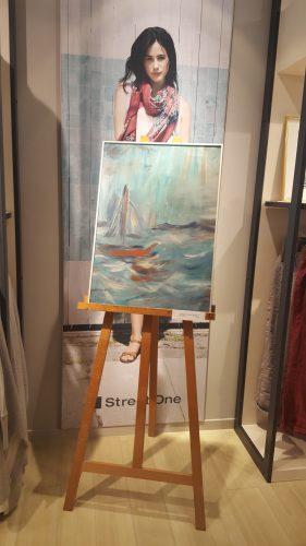 Heimat shoppen, Kunst und Kulinarik in Nordenham