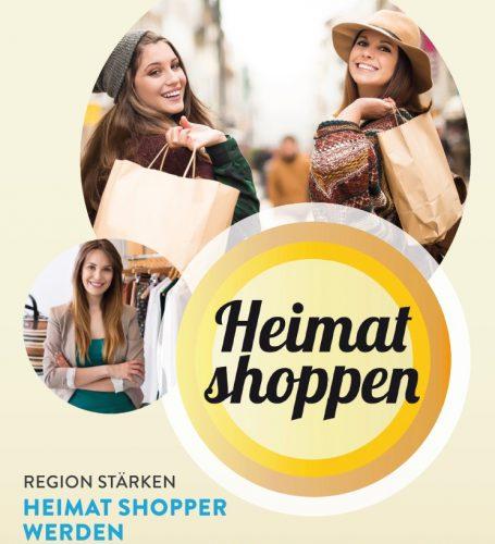 Heimat shoppen: Mit allen Sinnen erleben!
