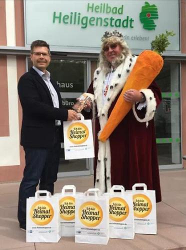 """Viel zu gewinnen beim """"Heimatshoppen"""" in Heilbad Heiligenstadt"""