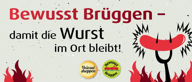 Heimat shoppen 2017 in Brüggen