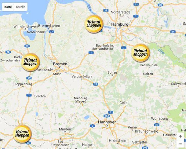 2017 kommt Heimat shoppen auch nach Niedersachsen