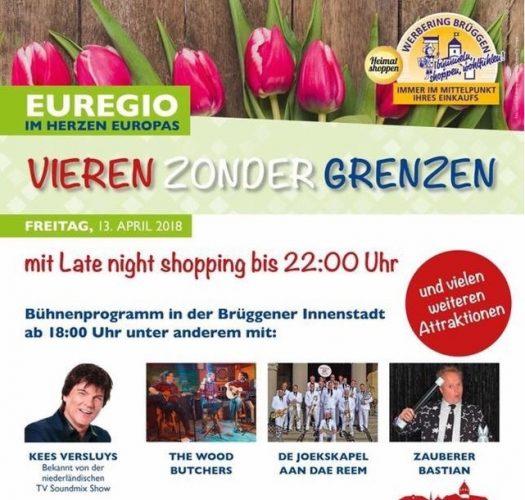Nachbarschaftsfest im Herzen von Brüggen