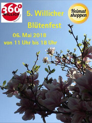 Willich blüht auf - Blütenfest 2018