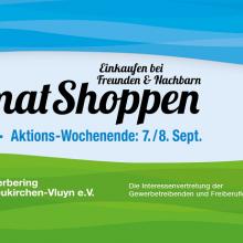 2 Wochen Heimat shoppen in Neukirchen-Vluyn