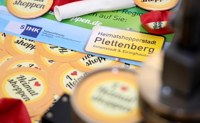 Sportliches Plettenberg – Heimat shoppen