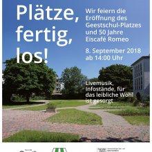 In Friemersheim gibt's drei Gründe, um am 8. September zu feiern