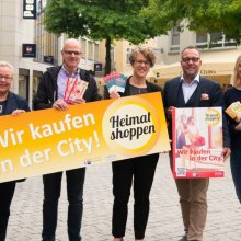 Wirtschaft eine Plattform geben – Osnabrücker City wird zur Bühne