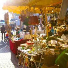 Schöppenmarkt in Viersen-Dülken