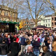 Kempener Altstadt zieht den Frühling an