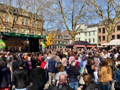 Frühlingsfest in Kempen