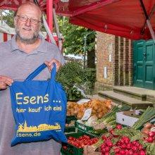 Esens…hier kauf´ ich ein! Region stärken – Heimat shopper werden