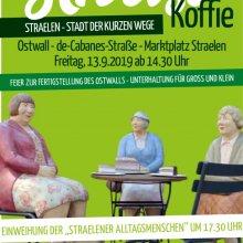Stroelse Koffie in Straelen am 13. September