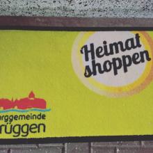 """Die Burggemeinde stylt sich für´s """"Heimat shoppen"""""""