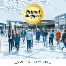 Heimat shoppen meets Weserpark