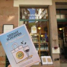Einen Schoppen zum Heimat shoppen am 6. Oktober in Bernkastel-Kues