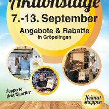 Aktionstage vom 7.-13. September 2020 in Gröpelingen