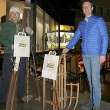Bonuspunkt-Verein belohnt lokale Einkäufer